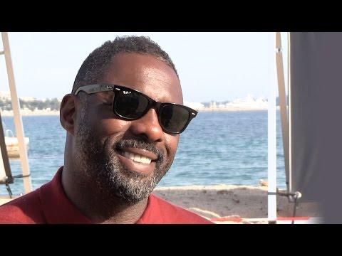 Idris Elba Talks Mandela, My Dad and Me