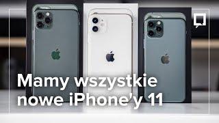 Którego kupisz? iPhone 11 i iPhone 11 Pro - pierwsze wrażenia