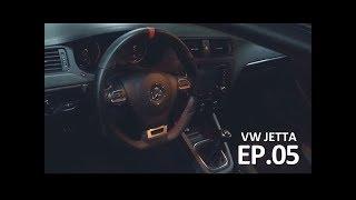 Autoplayerz Jetta 2.0 Comfortline EP05 - Volante Lotse MK-R