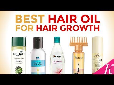 Codziennie olej włosy