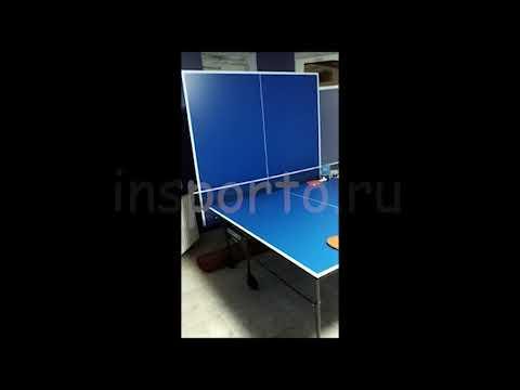 Отзыв о теннисном столе Start Line Olympic