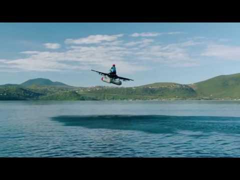 Мультикоптер - дрон для человека онлайн видео