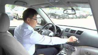 Pairing Toyota Bluetooth Cell Phone (without Navigation)