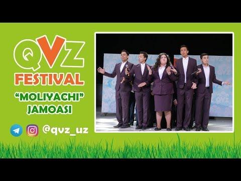 QVZ 2016 - Moliyachi jamoasi | КВЗ 2016 - Молиячи жамоаси