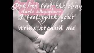 The Way You Love Me- Faith Hill lyrics