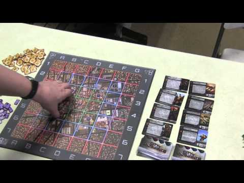 Dice Tower Reviews: City of Remnants