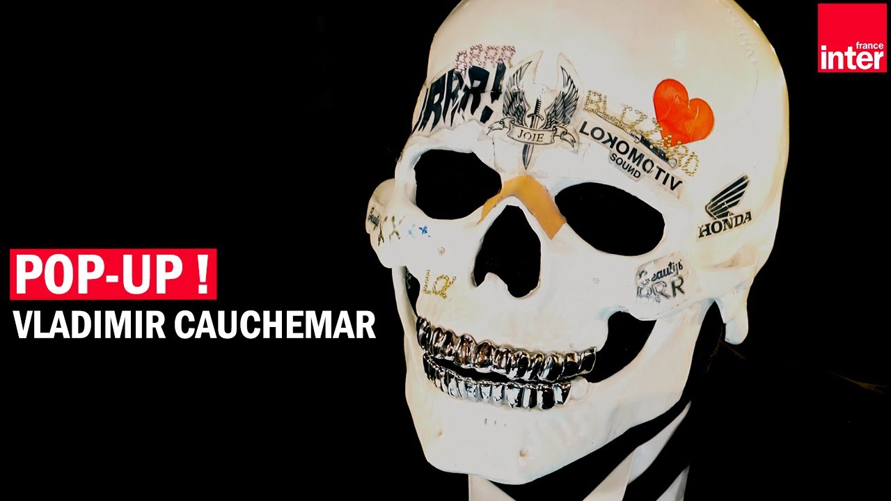 Vladimir Cauchemar : Sonata n°1, Beethoven remixed en live dans Pop Up !