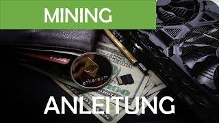 Erste Schritte mit Ehehereum Mining