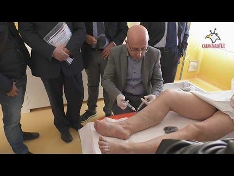 Sintomi di osteoartrite del ginocchio congiunta e il trattamento di IBC
