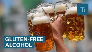 All The Types Of Alcohol That Are Gluten Free