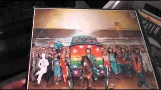 "ANGE ""Hymne à la Vie"" vinyl LP 1976"