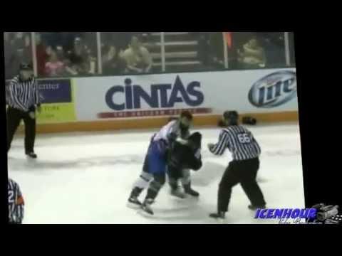 Patrick McCadden vs. Dennis Sicard