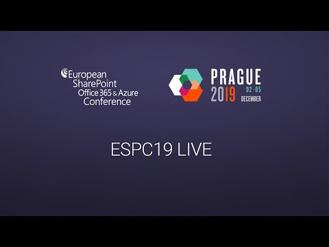 #ESPC19 Live with Knut, Ragnar, Hans, Mark and John