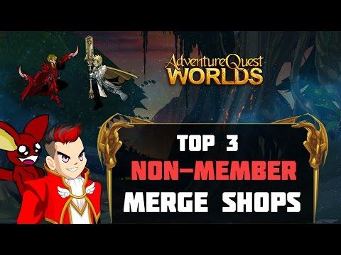 Dual Shop Aqw