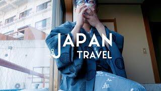 【DJI Osmo Pocket】シネマティックな伊香保温泉と青春旅! /Japan Traditional Trip