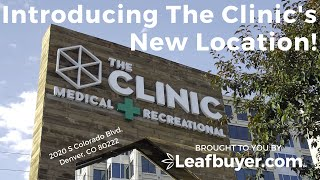 The Clinic Colorado dispensary