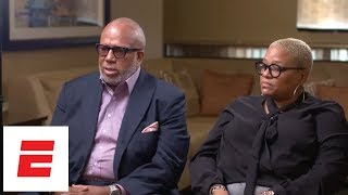 Jordan McNair's parents discuss the death of their son at Maryland | ESPN - Video Youtube