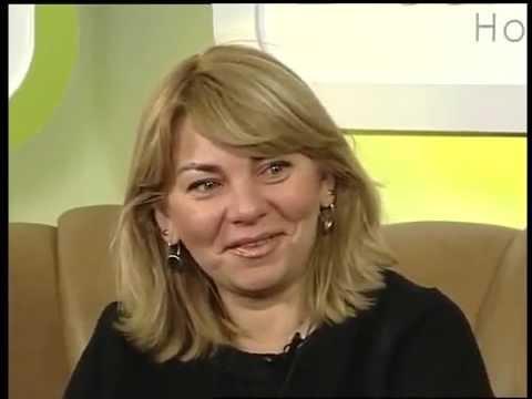 Тетяна Мялковська на передачі Ранок Нової Волині - YouTube