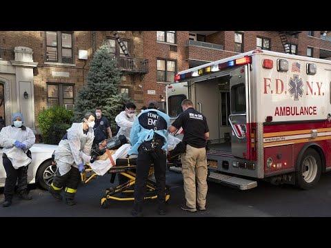 ΗΠΑ-Covid-19: 2.228 νεκροί σε ένα 24ωρο, νέο θλιβερό ρεκόρ – Ξεπέρασαν τις 600.000 κρούσματα…