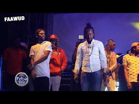 Popcaan Selecting Clach at FAAWUD Triple Century CAR PARK NEW KINGSTON