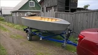 Чертежи лодок из фанеры для самостоятельной постройки моделист конструктор