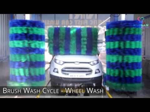Automatic Car Washing System Automatic Car Wash System