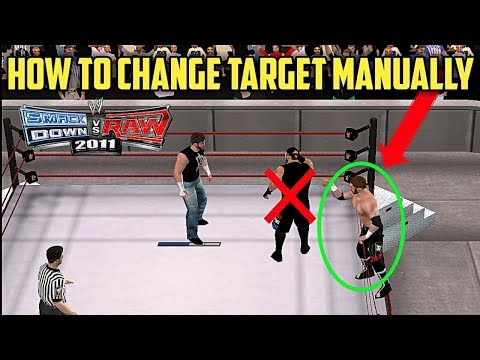 Download How to change target  manually in svr 2011 Wwe2k11 HD Mp4 3GP Video and MP3