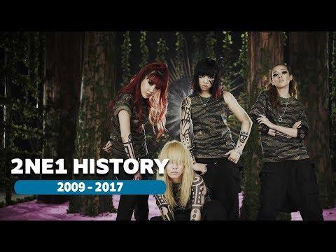 THE HISTORY OF 2NE1 2009-2017