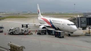 MALAYSIA AIRLINES  MH-182  KUALA LUMPUR TO CHENNAI