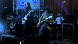 Atlas by The Asbestos LIVE en Circuito RockEnLaU @UCAB - Video Youtube