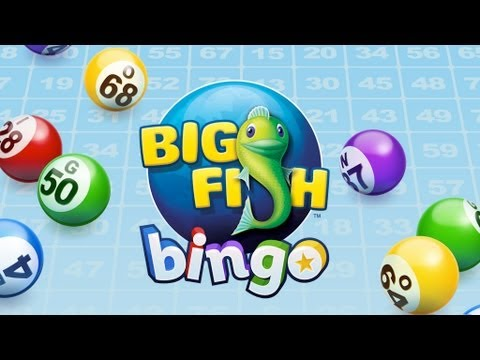 BIG FISH BINGO - FREE BINGO! Video