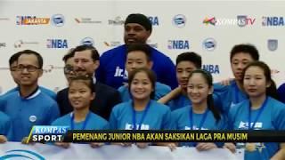 Ajang Junior NBA Pilih 16 Pebasket Muda