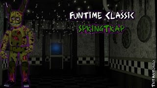SpeedEdit||FnaF||Funtime Classic Nightmare Freddy|| - hmong