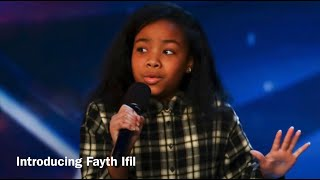Fayth Ifil BGT 2020 - Welcome to My YouTube channel!