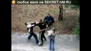 Почему гопники не любят спортсменов )