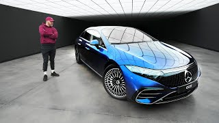 Mercedes EQS is the Most Luxurious Electric Car and it's Not Even Close...