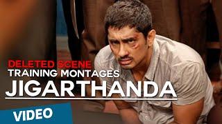 Deleted Scene 05   Training Montages   Jigarthanda   Siddharth, Simhaa, Lakshmi Menon