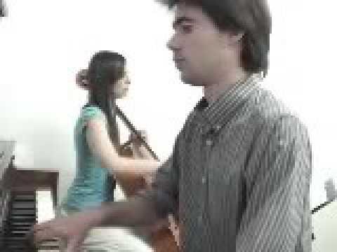 """Dúo de Violonchelo y Piano - """"Lascia ch'io pianga"""" de Georg Friedrich Haendel"""