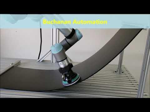 UR5e with Robotiq Sanding Kit