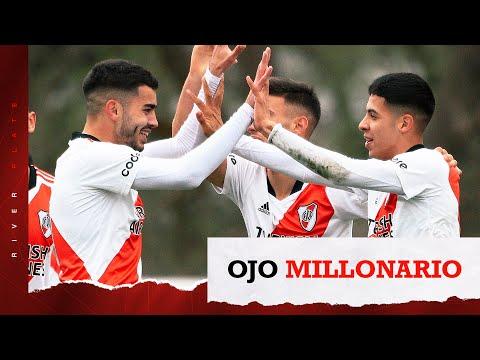 #ReservaLPF  River 4 - Independiente 0 [RESUMEN COMPLETO]