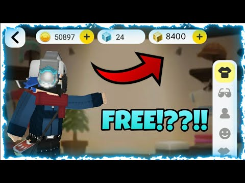 How to get Free G Cubes 100% Real *No Clickbait*😱😄(Blockman Go)