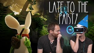 Let's Play Moss PSVR – Late To The Party