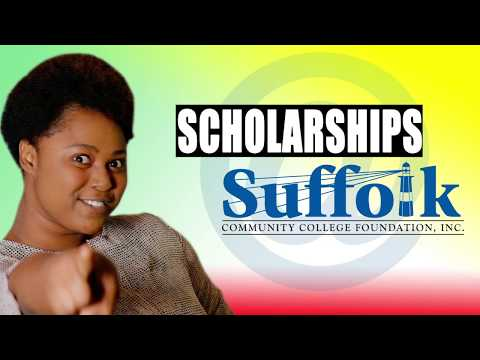 Scholarships at Suffolk County Community College