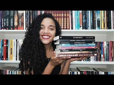 10 LIVROS PARA LER EM UM DIA | Febre de Livro #EspecialdeOutubro