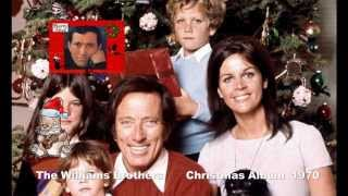 Andy  Williams Brothers Christmas Album  I'll Be Home for Christmas (1970)