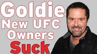 Mike Goldberg 1st Interview on being fired by the UFC