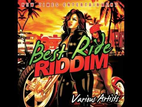 Best Ride Riddim – mixed by Curfew 2015