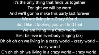 Crazy World- Dj Antoine 1080p HD