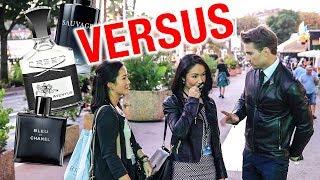 Creed Aventus vs Dior Sauvage vs Bleu de Chanel