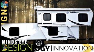 15 Must See Caravans, Campers and Motorhomes 2019 - 2020
